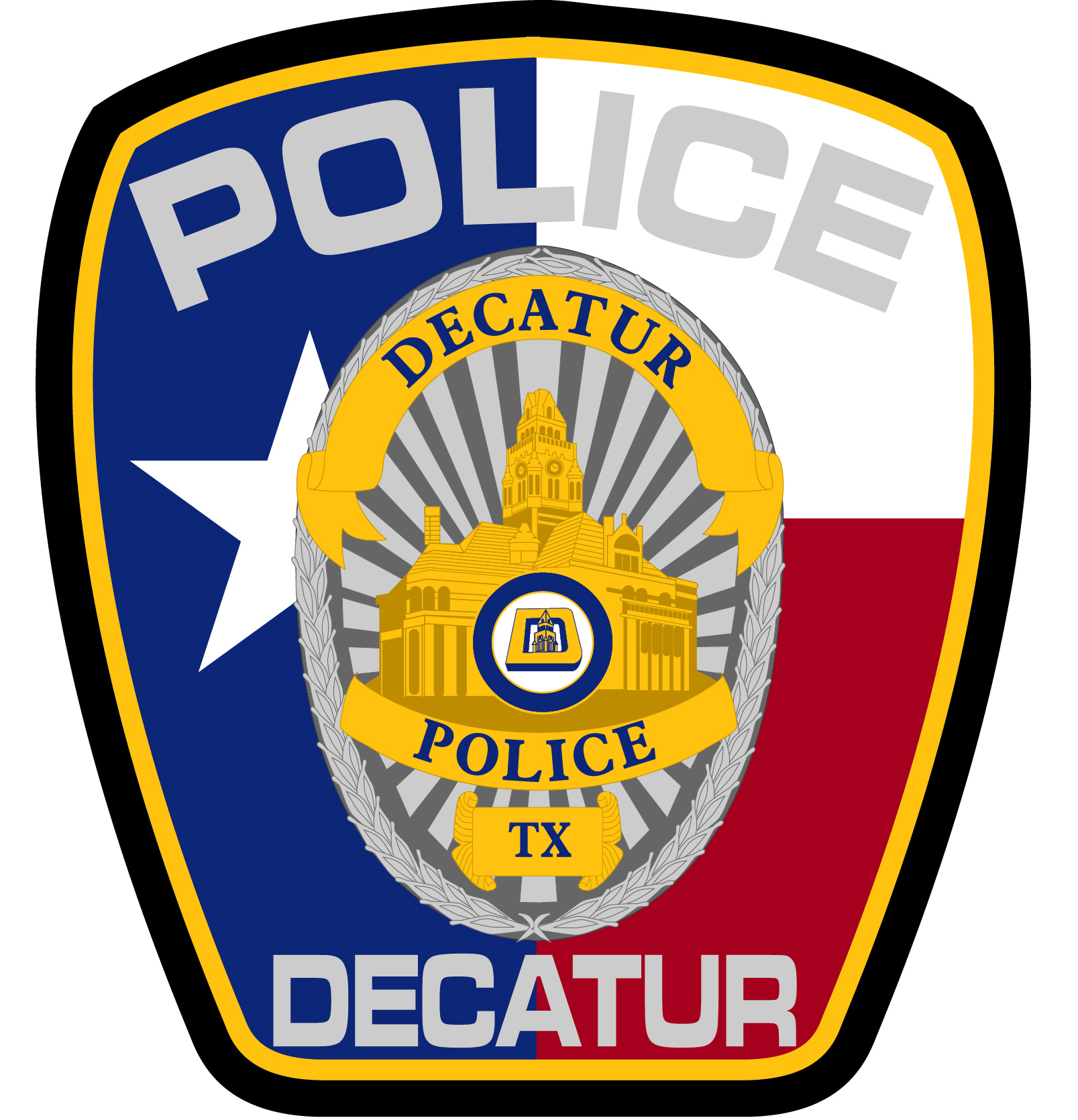 Decatur PD Patch Texas